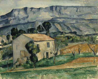 Paul Cézanne, 'House in Provence ', ca. 1885