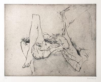 Rudolf Schoofs, 'Ohne Titel (Aktfragment)', 1966