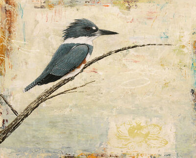 Paul Brigham, 'Belted Kingfisher #2', 2016