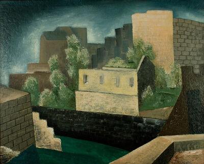 Konrad Cramer, 'Deserted Lime Kilns', 1930