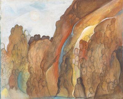 Merton D. Simpson, 'Middle Passage #3', 2003