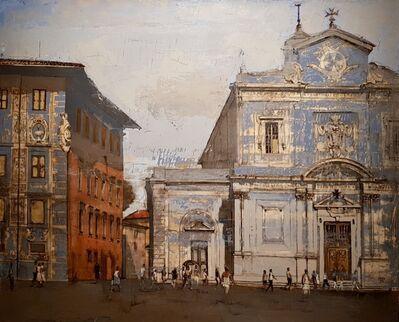 Patrick Pietropoli, 'Pise, l'ordre du Temple ',