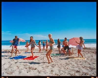Tyler Shields, 'Beach Party', 2018