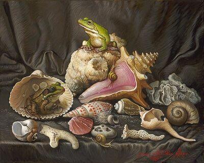 Yana Movchan, 'Sea Shells', 2016