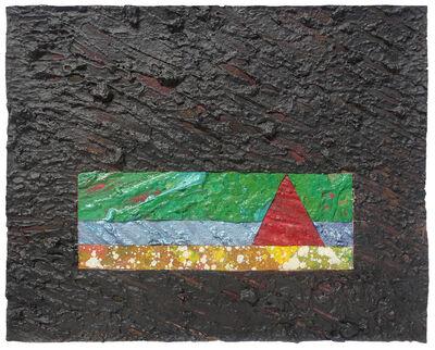 Sam Gilliam, 'Untitled (Black Painting)', 1980-1981