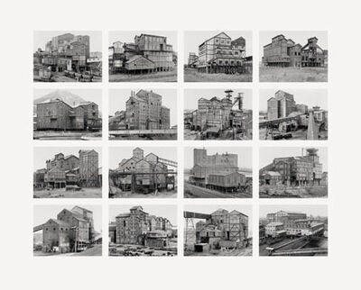 Bernd and Hilla Becher, 'Aufbereitungsanlagen (Preparation Plants)', 2009