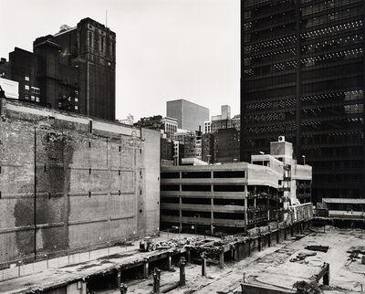 Thomas Struth, 'The Loop Towards Dearborn Street, Chicago 1990', 1986