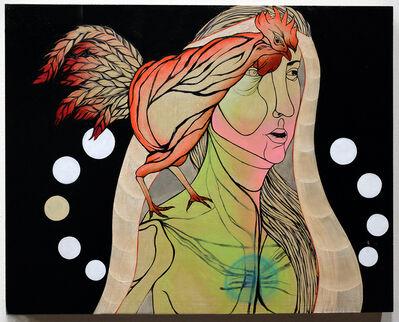 Jennifer Caviola (CAKE), 'Rooster Bride', 2013-2014