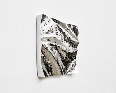 Zhoujie Zhang, 'Mashing Mesh #MS-3', 2016