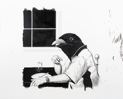 Emmanuel Crespo, 'He Sat at the Head of the Table', 2019