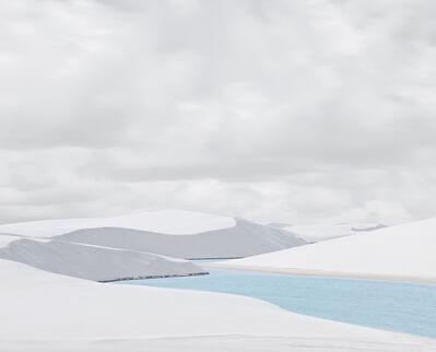David Burdeny, 'Rio Azule II, Lencois Maranhenses', 2013