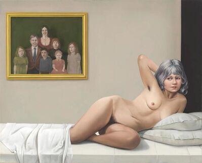Patrik Andiné, 'Amerikansk Venus', 2015