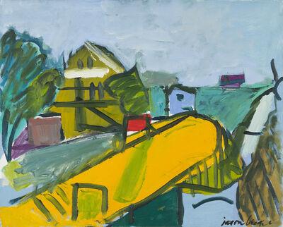 Jason Berger, 'Revere, Yellow Road'