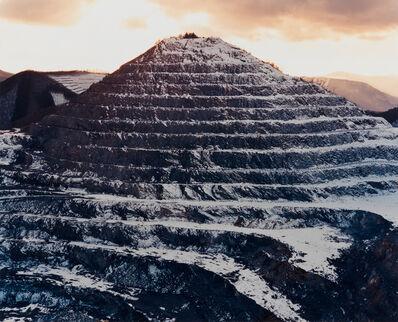 Naoya Hatakeyama, 'Lime Hills #29214', 1990