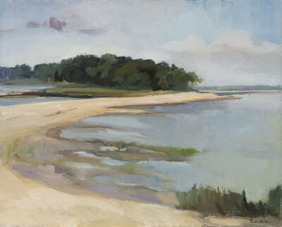 Maryann Lucas, 'Crossing at Clam Island', 2018
