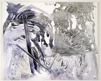 Tom Hodgson, 'Payne's Grey Wash', 1989