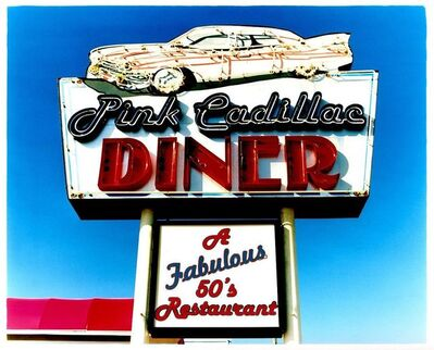 Richard Heeps, 'A Fabulous 50's Restaurant', TBC