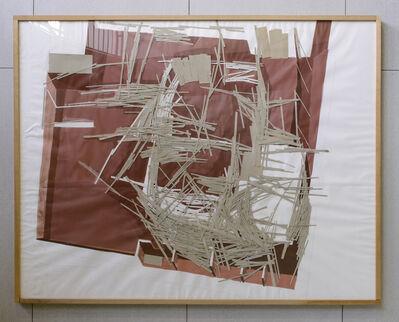 Tadashi Kawamata, 'Project Nove de julho Cacapava. San Paulo Plan F-2', 1987