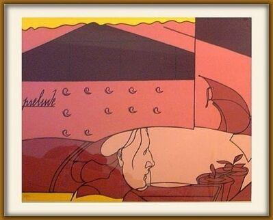 Valerio Adami, 'Prelude', 1979