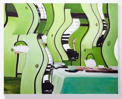Lian Zhang, 'Tea Room', 2017
