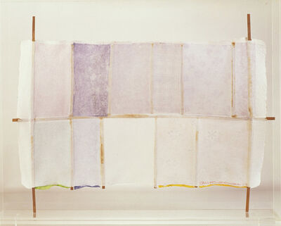Robert Rauschenberg, 'Hard Eight', 1975
