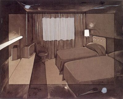 Richard Hamilton, 'Motel II', 1979