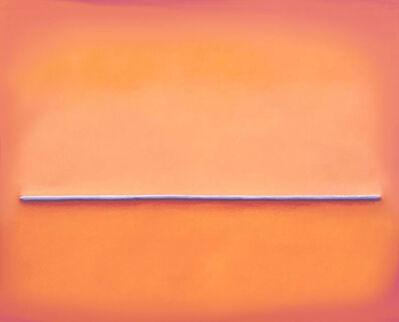Susana Anaya, 'a line in space II', 2018