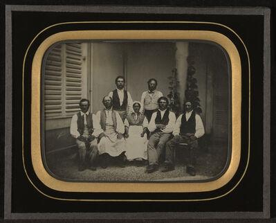 Jean-Gabriel Eynard, 'Seven Servants', 1848