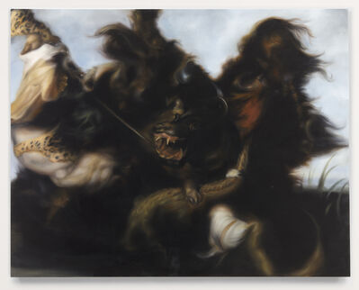 Hugo Wilson, 'Hunt 2', 2014