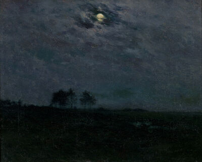 Charles Harold Davis, 'A Summer Night', ca. 1910