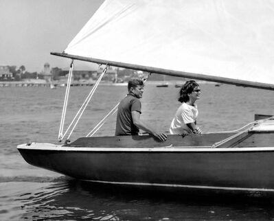 Globe Photo Archives, 'John F. Kennedy and Jackie Kennedy Sailing', 1960-1963