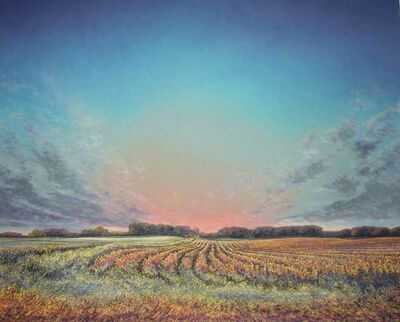 Ellen Wagener, 'Living in My Own Private Iowa, Sunset', 2018