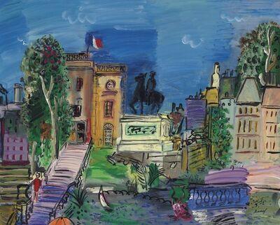 Carlos Nadal, 'La Clairière', 1989