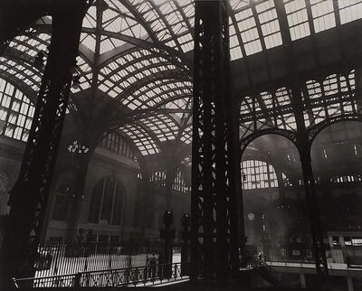 Berenice Abbott, 'Penn Station Interior, New York City, July, 1936', 1936