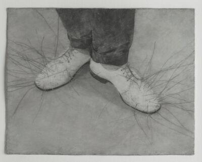 Robert and Shana ParkeHarrison, 'Porcupine Shoes', 1992