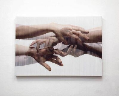 Sung Chul Hong, 'Strings Hands 006', 2014