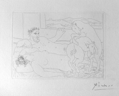 Pablo Picasso, 'Le Repos du Sculpteur III', 1933