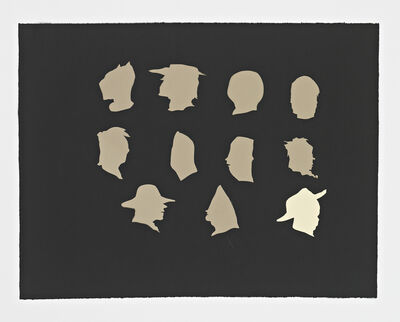 Kara Walker, 'Bureau of Refugees: Sept. 14, Had difficulty with a white man', 2007
