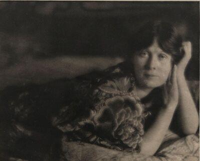 Edward Steichen, 'Isadora', 1913