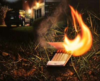 Bruce Evans, 'Spontaneous Combustion', 2016