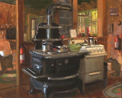 Alexandra Tyng, 'Old and New Stoves '