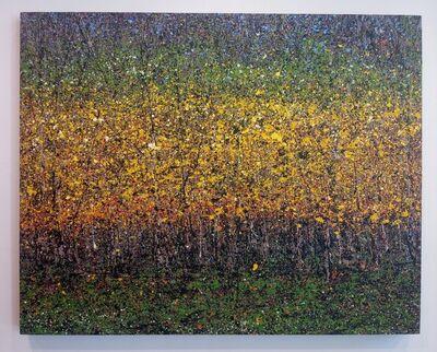 Diana Carey, 'Yellow Forrest'