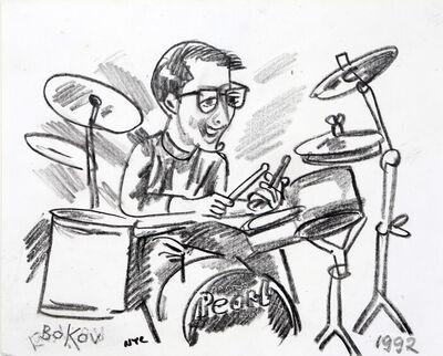 Konstantin Bokov, 'Pearl Drummer', 1992