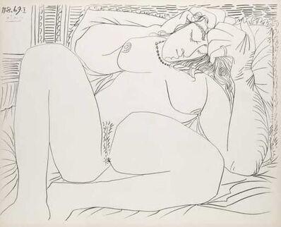 Pablo Picasso, 'Femme Nue I', 1972