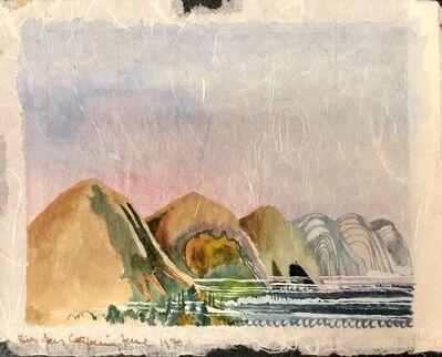 Ejay Weiss, 'Big Sur, California', 1970