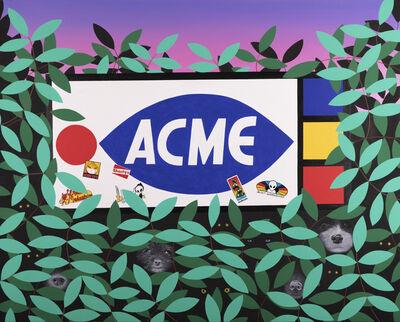 John Garrett Slaby, 'ACME', 2020