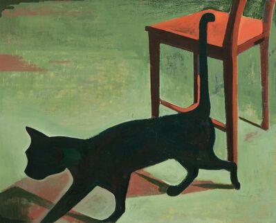 Xiao Jiang 肖江, 'Black Cat', 2017