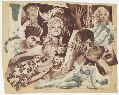 Antonio Berni, 'Sin Título', 1969-1975