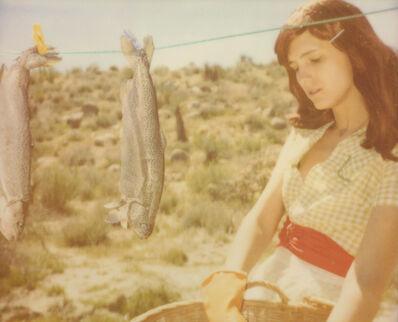 Stefanie Schneider, 'To the Wonder (The Girl behind the White Picket Fence)', 2013