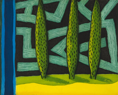William Crozier, 'Labyrinth', 2007